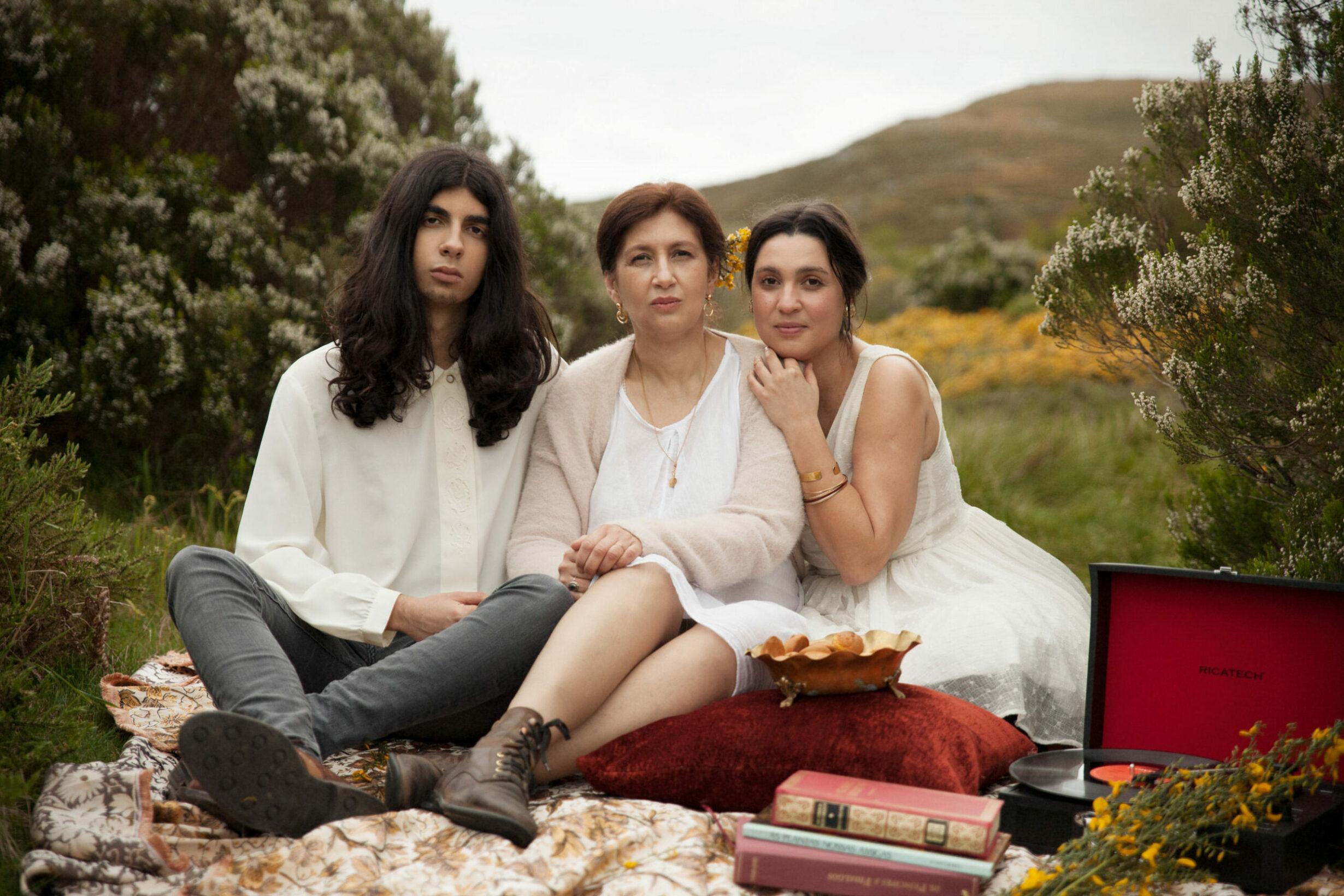 fotografia retrato de família